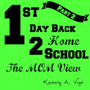 1st homeschool 2