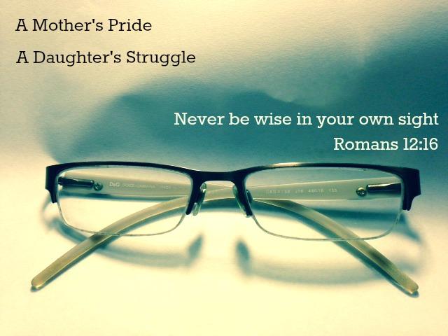 Mom pride daughter struggle