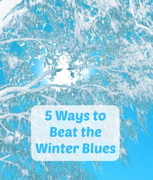 5 ways to beat blues