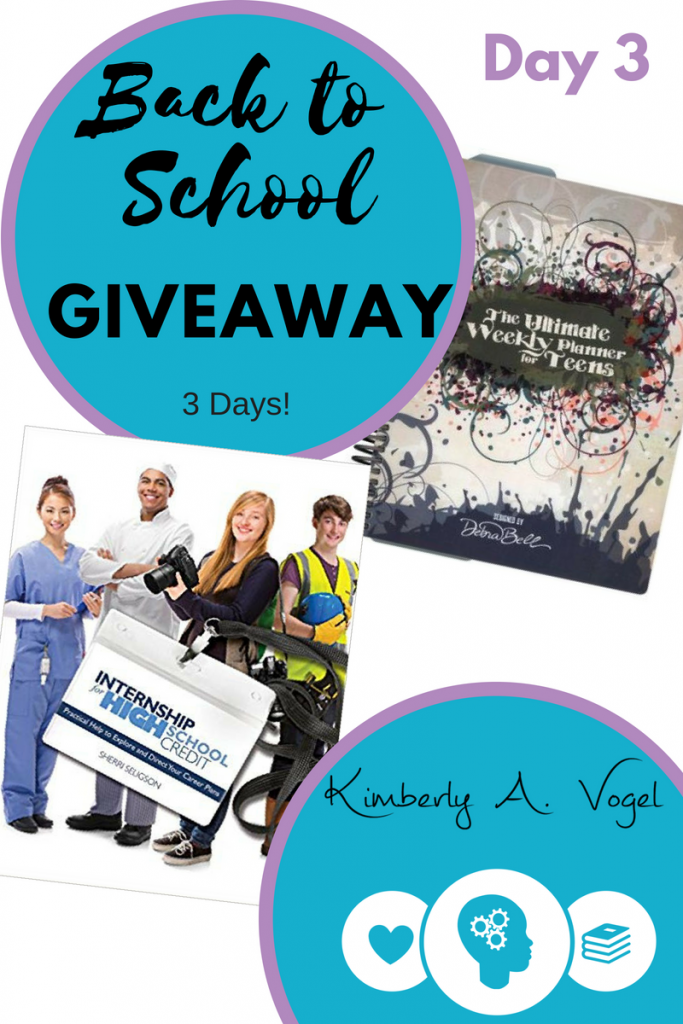 High School Homeschool Back to School Giveaway!